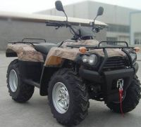 Sell EEC 500CC ATV 4x4 Driving free shipping