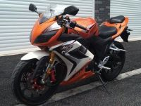 Sell 150CC Fashionable Racing Motorcycle