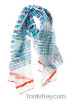 Sell Lightweight Vibrant Betty Split Scarf/Wrap