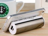 Power banks with 2200mAh, perfect as a gift to advertise your company or products