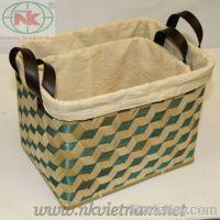 sell bamboo & rattan basket