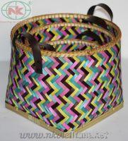sell bamboo laundry basket
