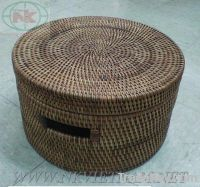 Sell seagrass laundry basket