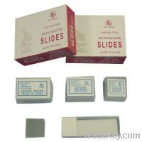 Sell lab glassware & microscope slides