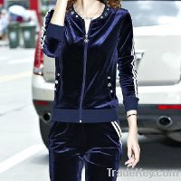 Sell the new style women comfortable simple suit