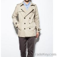 Sell the new fashion men  warm army coat