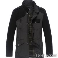 Sell the fashion men jackets supplier