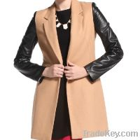 Sell the new fashion simple women coat