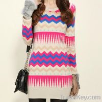 the new fashion comfortable sweater for ladies