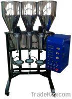 Sell Treble Filling-hopper Toner Filling Machine (TTR-03C)
