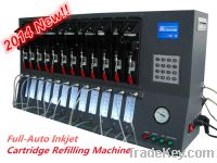 Sell Full-auto Needle-free Inkjet Cartridge Refilling Machine (NFR-03)