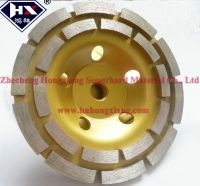 Diamond Cup Grinding Wheel for Stone Concrete Floor 100mm 125mm