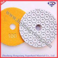 100mm Diamond Polishing Pads Stone Abrasive Tool