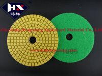 Diamond Flexible Floor Polishing Pad, Floor Abrasive Tools (HXPAD)
