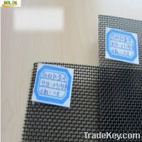 Sell (factory)stainless steel mesh security window