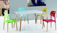 Outdoor Plastic Dining Sets Plastic Chair Dining Tables