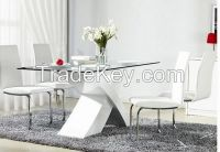 MDF Dining Table /MDF High Glossy Dining Tables