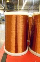 Enameled copper wires and aluminum wires