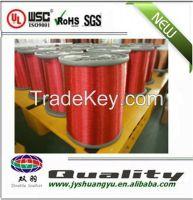 Insulate PEW 130 aluminum wire