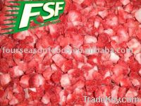 Sell Delicious frozen strawberry dice