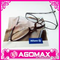 Promotional cleaning cloth