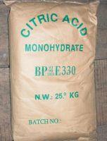 Citric Acid Anhydrous, Citric Acid Monohydrate, Sodium Citrate