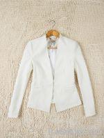 Sell ladies' slim fit blazer suit