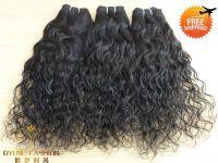Malaysian Virgin Hair  Curly Virgin hair  3PCS PER LOT