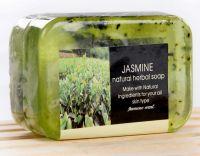 Green tea essential oil handmade soap