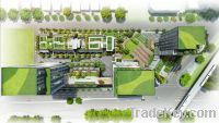 interior & exterior architectural rendering and animation