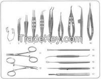 Micro surgical instruments
