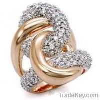 Sell offer Mens Micro pave rings