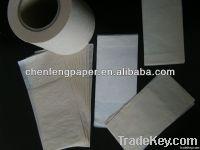 Sell 21gsm heat seal tea bag filter paper