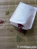 Sell filter paper tea bag
