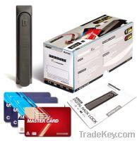 Free Return Shipping Hotel Lock RFID Cabinet Door Lock Rack Lock Digit