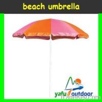 patio beach umbrella with UPF 50+