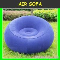 Round Air sofa, air chair