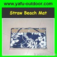 Straw Beach Mat
