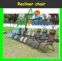 Garden leisure chair with Textliene fabric