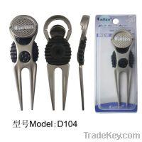 Sell Golf Manufacturer Golf Zinc Alloy Golf Repair Tools Custom Golf Divot