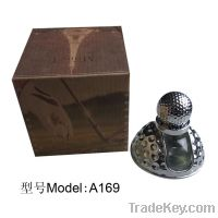 A169 golf bottle for perfume, golf bottle made from glass