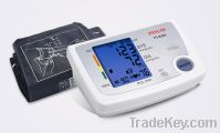Home-used Blood Pressure Monitor with Blue Backlight
