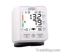 New Double Type Wrist Blood Pressure Monitor with White Backlight