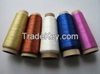 Metallic yarn Metal yarn