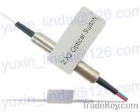 Factory wholesale 1X2 fiber optical switch
