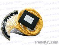 Factory wholesale Box Module Optical Fiber PLC Splitter