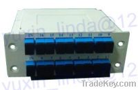 Factory wholesale Cassette Optical Fiber PLC Splitter