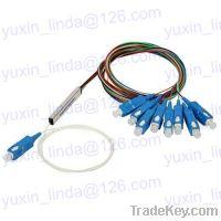 Factory wholesale Blockless Optical Fiber PLC Splitter