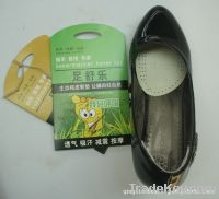 Sell forefoot pad Half leather insole