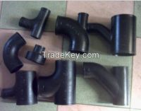 ASTM A888 Hubless Cast Iron Pipe Fittings/CISPI301No Hub Cast Iron Pipe Fittings
